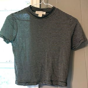 Forever 21 Tops - A stripped shirt